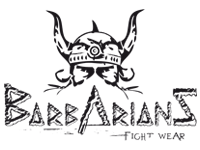 Logo Barbarians fight wear